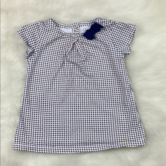 Carter's Other - Toddler Geometric Print Short Sleeve Top 24M